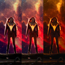 Dark Phoenix Variants by jaysanturri