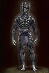 Galactus MCU redesign by jaysanturri