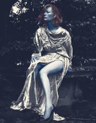 Mystique-Tilda Swinton by jaysanturri