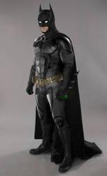 BATMAN New 52 by jaysanturri