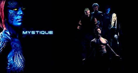 X Men Origins: Mystique by jaysanturri