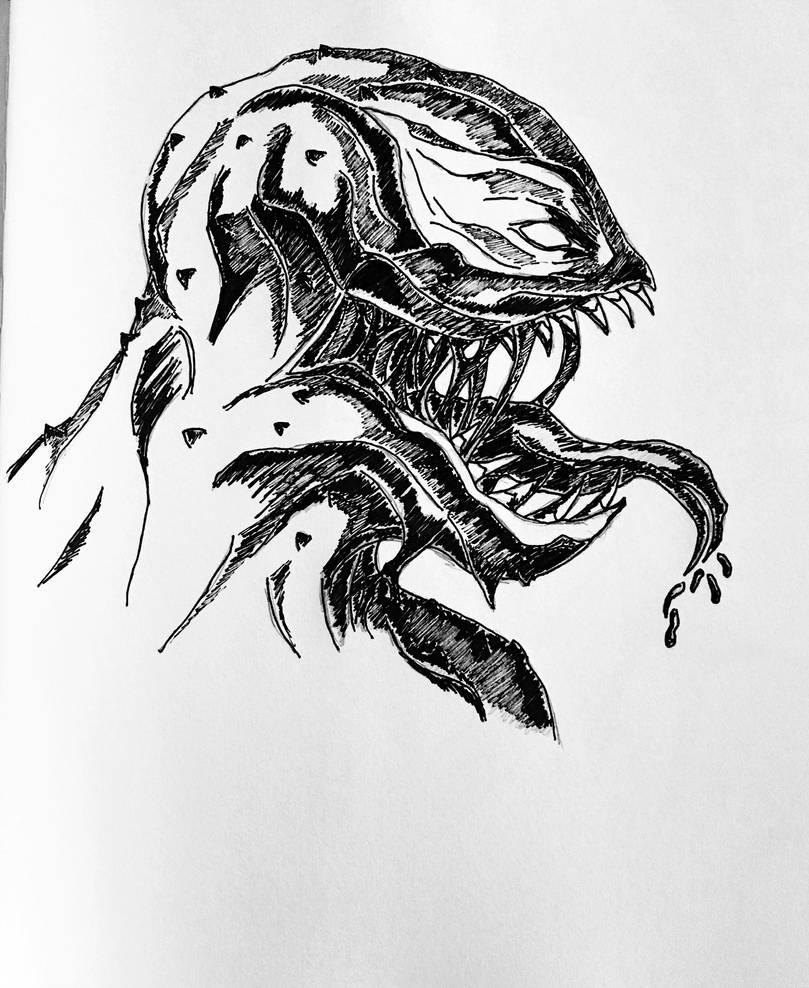Venom by jaysanturri