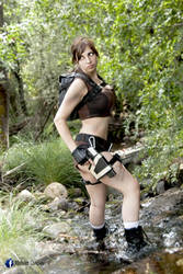 lara Croft underworld by JillStyler