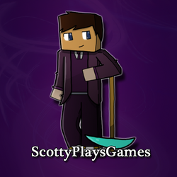 ScottyPlaysGames by CrimnsonRed