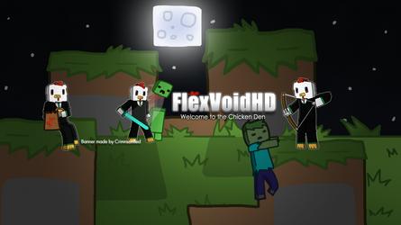 FlexvoidHD by CrimnsonRed