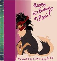Happy birthday by OriginalShaggy