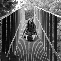 On a bridge (1) by JaBoJa