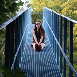 On a bridge (2) by JaBoJa