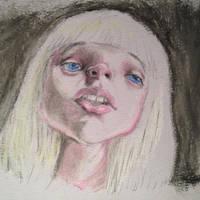 Maddie Ziegler by bodrington
