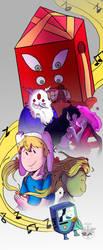 Time Adventure  by Artzom-b