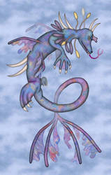Sea Creature by asynjur
