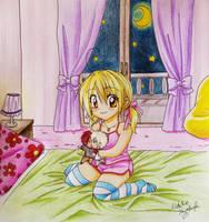 playing Cupid by Killjoy-Chidori