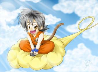Dragon Ball - Son Goku by Killjoy-Chidori