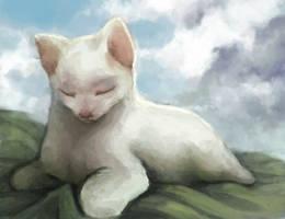 big cat by sjofisk