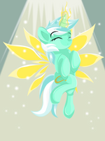 Angelic Wings Lyra by OstiChristian