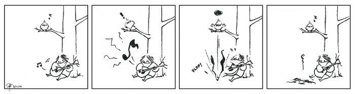Birdpoo by Witbik