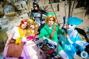 The Legend of Zelda: Ocarina of Bomp-ba-Bomp by HylianJean