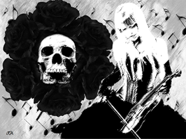 A Song for the Dead by A-Figure-in-Black