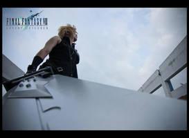 Final Fantasy 7- A.C. Cloud by Bakasteam