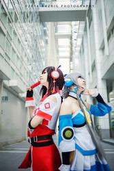 Vocaloid China by Bakasteam