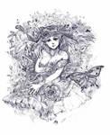 (C) ...::.FLOWER FAIRIES.::... by TIKUMAN