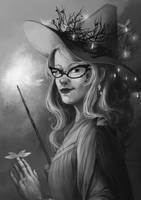 Researcher Luna Lovegood by Yukiria