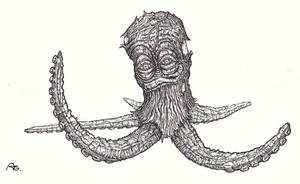 Kraken by StampferAlex