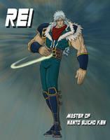 Rei Master of Nanto Suicho Ken by Clothos