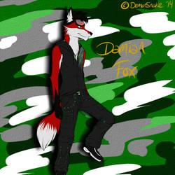 Damian Fox by DemonSnake