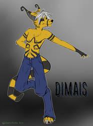Dimais Crux 02 by DemonSnake