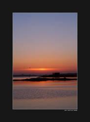 Sunrise in Helsinki by Tigru