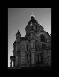 Uspenski Cathedral by Tigru