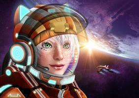 Stargazer by A-lichka