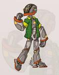 Robot by Starflier