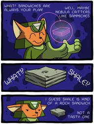 Spacefox Page 19 by Starflier