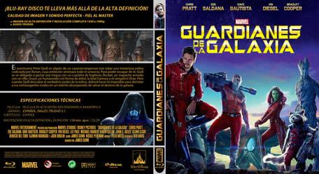MCU Guardianes de la Galaxia Custom Cover by elmundodedata