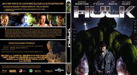 MCU El increible Hulk by elmundodedata