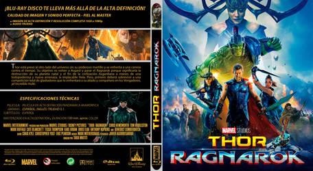 MCU Thor: Rganarok by elmundodedata