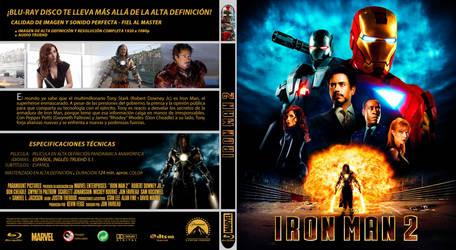 MCU Iron Man 2 by elmundodedata