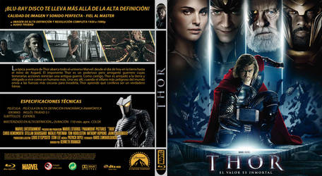 MCU Thor by elmundodedata