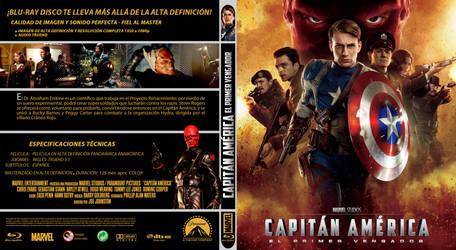 MCU Capitan America by elmundodedata