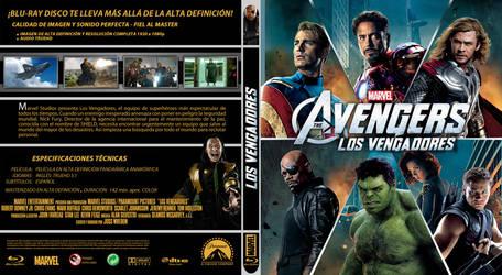 MCU Avengers by elmundodedata