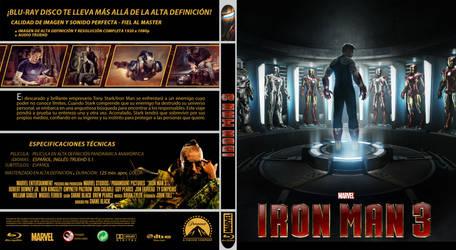 MCU Iron Man 3 by elmundodedata