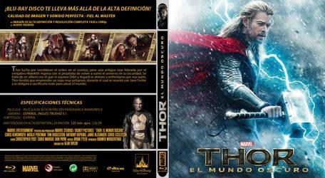MCU Thor El mundo Oscuro by elmundodedata