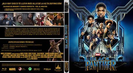 MCU Black Panther by elmundodedata