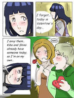 Naruhina's Valentine Page 2 by Artict