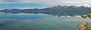 Calm Tahoe Morning by Allen59