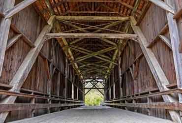 Bridge To The Past by Allen59