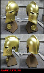 Fate Helmet Amulet and stand by DarkAsylumxxx