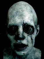 Latex Dead Guy Mask. by PeterGabrielMurphy